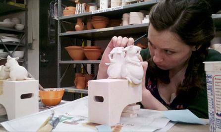 Margaret Angelo Working